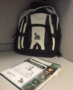 Interns Weekly Gift: Indium Corporation Bookbag